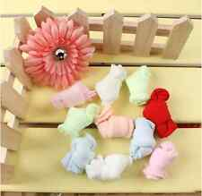 New 3/6/12 Pairs Unisex Baby Kids Candy Color Comfortable Socks Stocking Random