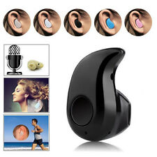 Mini Wireless Bluetooth Earphones Stereo Headphones Stealth Headset Handfree