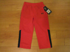 NWT Toddler Boys Under Armour Track Pants (Retail $27.99)