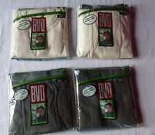 Men's BVD Natural Classic S Thermal Shirt or XXL Thermal Pants, New $32