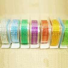 Self-Adhesive Acrylic Rhinestones Stick On OC Scrapbooking Crafts Sticker Tape