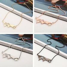 Combination Personality Fashion Exaggerated New Pendant necklace World map Hot