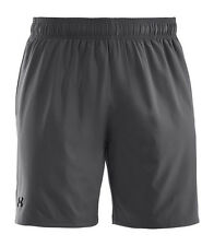 UNDER ARMOUR HEATGEAR MIRAGE SHORTS 8'' GRAPHITE BLACK 1240128-040 SHORTS