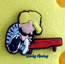 Snoopy Peanuts Jibbitz Authentic Crocs Shoe Charms Schroeder Doghouse Woodstock