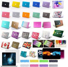 "Rubberized Hard Case Shell +Keyboard Cover for Mac Macbook Air 11/13""inch A1466"