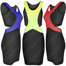 NEW WOMENS LADIES CUT OUT SIDES BACK CONTRAST DRESS BODYCON LOOK DRESSES SKIRT