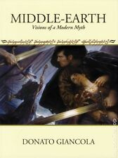 Middle Earth Visions of a Modern Myth HC (2010) #1-1ST NM