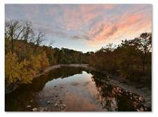Rocky River Autumn Sunset' Canvas Art [ID 3438215]