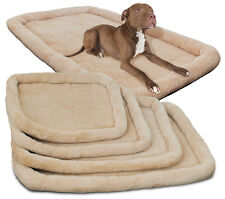 Pet Bed House Mattress Cushion Cozy Pad Warm Kennel Beds Cat Dog Cage Crate