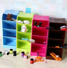 Underwear Storage Box Boxes Bar Office Candy Color Cosmetic Home Desk Organizer