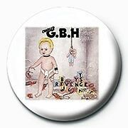 Charged GBH GBH - Baby GBH Badge