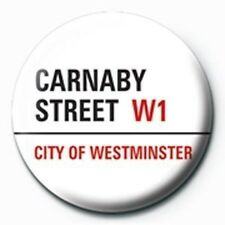 London Carnaby Street Badge