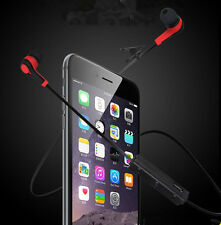 Earbuds Stereo Wireless Headphone Microphone Sport Headset Running Bluetooth
