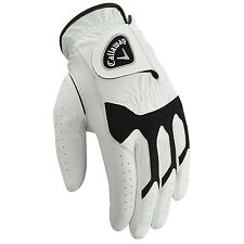 CALLAWAY MENS TECH SERIES TOUR LEFT HAND GLOVE - NEW RIGHT HANDED PLAYER