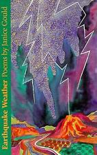 NEW Earthquake Weather: Poems by Janice Gould Paperback Book (English) Free Ship