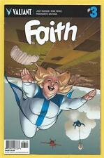 Faith #3  VF  Valiant  Variant