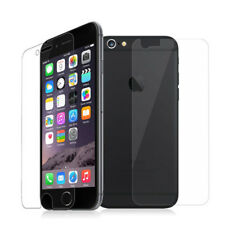 Front & Back Clear Matte Full Edge TPU Screen Protector For iPhone 7 / Plus Lot
