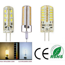 3/5/6/10W 3014 SMD G4/9 LED SpotLight Bulb Lamp Energy Saving Warm Cool 220-240V