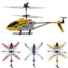 Syma S107G 3-Channel Mini Remote Control RC Helicopter Gyro Genuine LED mini Toy