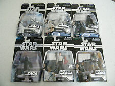 Star Wars The Saga Collection 3.75 inch Figures (Rare & Exclusives)