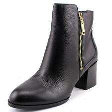 Tommy Hilfiger Dita   Round Toe Leather  Ankle Boot NWOB