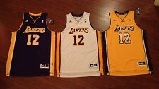 Dwight Howard Los Angeles Lakers Men's Adidas Swingman Jersey New With Tags