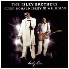 Body Kiss by The Isley Brothers (CD, May-2003, Dreamworks SKG)