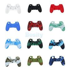 Silicone Skin Case Cover Pouch for Sony PS4 PlayStation 4 Game Controller