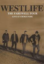 Westlife - The Farewell Tour - Live At Croke Park (DVD, 2012)
