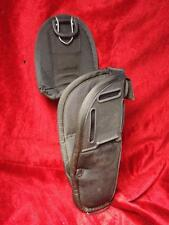 Bianchi International # UM84 Universal Military Gun Holster Left/Right Black