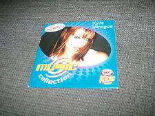 KYLIE MINOGUE - Breathe Music Collection Little Chef Promo CD 2 Track RARE