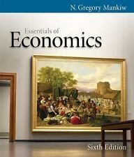 Essentials of Economics by N. Gregory Mankiw, 6th Edition (Hardcover)