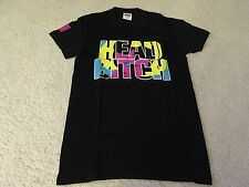 MARRIED TO THE MOB MTTM NYC HEAD B*TCH TEE BLACK NWT SMALL S hellz bellz