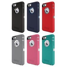 """OtterBox Defender Series Rugged Drop Protection Case for iPhone 6/6s 4.7"""" SZ"""