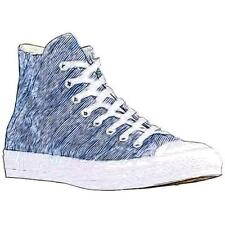 Converse Chuck Taylor II Hi - Men's Basketball Shoes (WT/Roadtrip BL/Navy - Wid