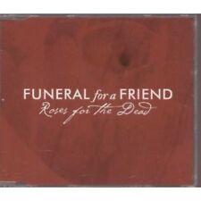 FUNERAL FOR A FRIEND Roses For The Dead CD 1 Track Promo (Pro15707) European