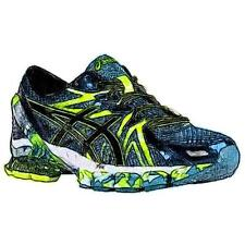 UNKNOWN ASICS® GEL-Sendai 3 - Men's Running Shoes (Ink/BK/Flash YL - Width:Medi