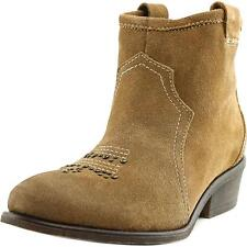 Charles By Charles David Honey Women  Round Toe Suede  Ankle Boot