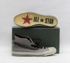 NEW! $140 CONVERSE BY JOHN VARVATOS MENS GREY JV STAR PLAYER MID