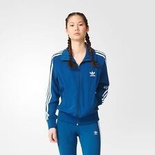 Adidas AY8391 Women Originals Firebird Track TOP jacket blue
