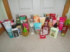 BATH & BODY WORKS (CHOOSE ITEM) FRAGRANCE MIST, SHOWER GEL, BODY LOTION,SCRUB FS