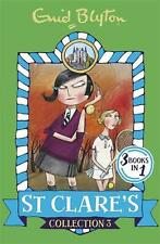 St Clare's Collection 3 by Enid Blyton Paperback Book