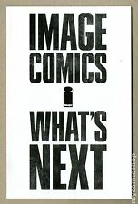 Image Comics What's Next (2013) Preview #NN FN 6.0