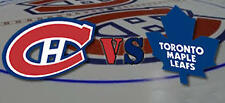 3 tickets Montreal Canadiens vs Toronto Maple Leafs Tickets Oct 29