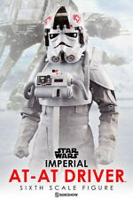 IMPERIAL AT-AT DRIVER STAR WARS SIXTH SCALE FIGURE SIDESHOW IN STOCK