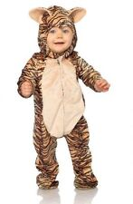 NIP Anne Geddes Halloween Costume Baby Tiger Brown or Yellow Daisy  12-18 month
