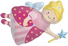"36"" Fairy Princess Shape Mylar Foil Balloon"