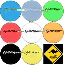 1 Lightforce Filter Covers 140 lance Off-Road Light Cover Spot Wide angle HID