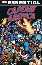Essential Captain America TPB (2008- Marvel) 2nd Edition #2-1ST NM