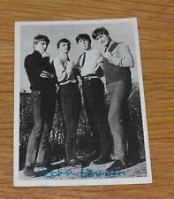 THE BEATLES NEMS ENTERPRISES A & B C TRADING CARD No.50